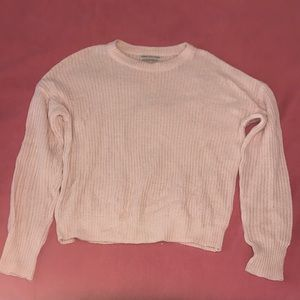 Urban Outfitters Light Pink Sweater